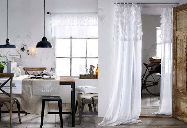 5 Stylish Ways to Use Draperies, Modern Interior Design and ...
