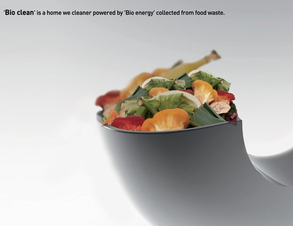 converting food waste into energy