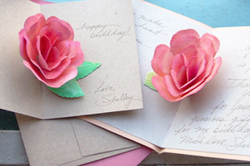 homemade mothers day gifts and paper craft ideas