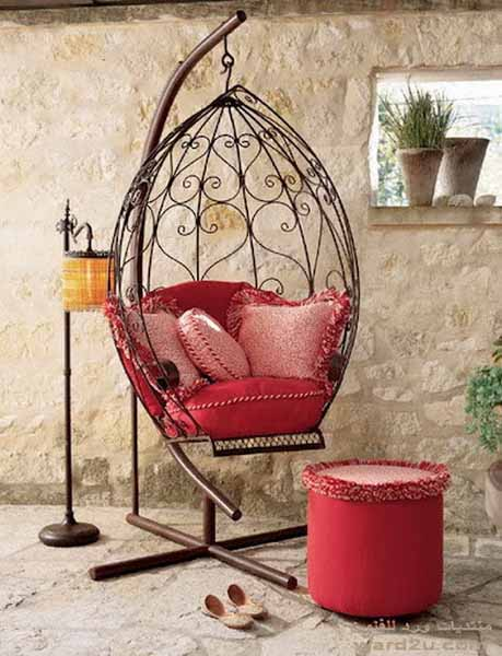 20 Hanging Hammock Chair Designs Stylish And Fun Outdoor