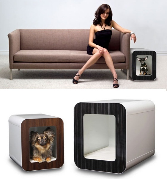 Comfortable Dog House Designs, Indoor Dog House by Kooldog