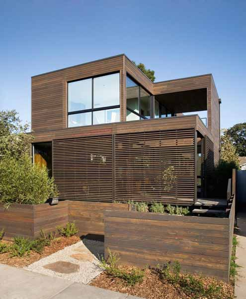 Modern Home Design October 2012: Californian Eco Homes, Palms Residence By Marmol Radziner