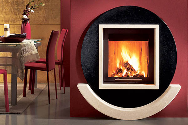 Beautiful Fireplace Design Ideas: Modern Homes With Fireplaces, Beautiful Fireplace Mantel