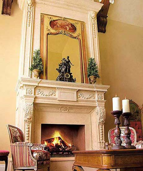 Modern Homes With Fireplaces Beautiful Fireplace Mantel