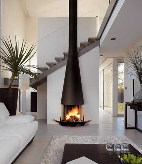 Modern Homes with Fireplaces, Beautiful Fireplace Mantel ...