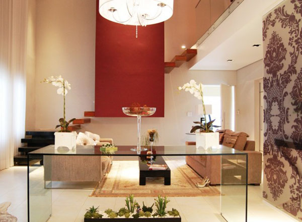 6 Ways To Turn Your House Into A Productive Home Environment: Top 6 Modern Interior Design Trends 2013, Interconnection