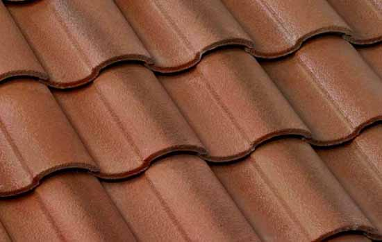 green technology and roof tile designs