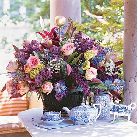 14 Simple Spring Flower Arrangements Table Centerpieces