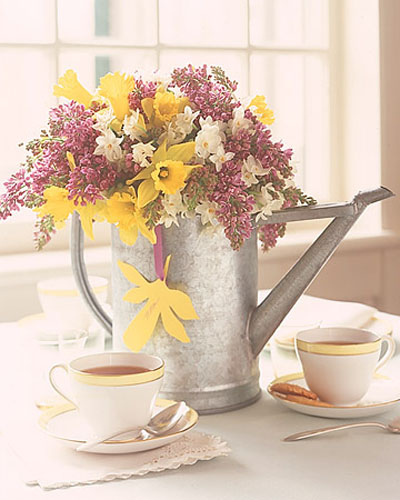 14 Simple Spring Flower Arrangements Table Centerpieces And Mothers