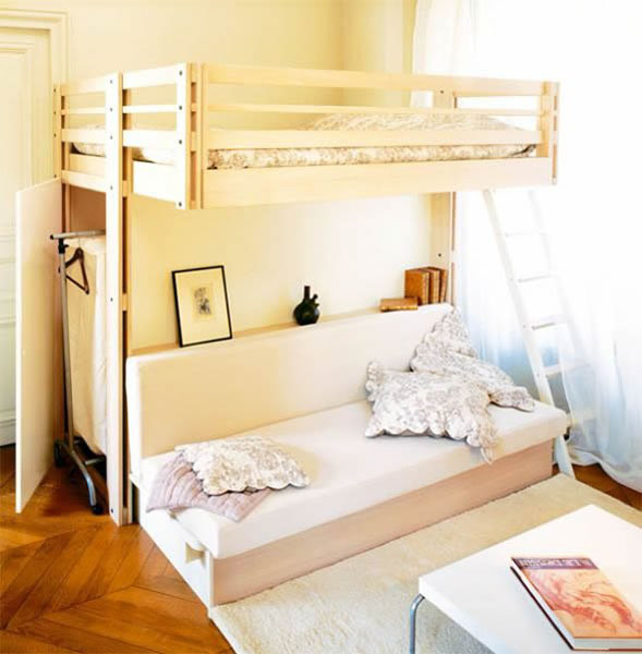 Bedroom Ideas For Small Rooms For Adults Space Saving
