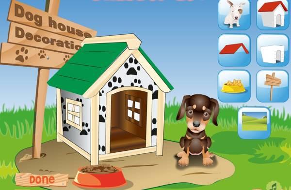 Dog House Decoration Ideas
