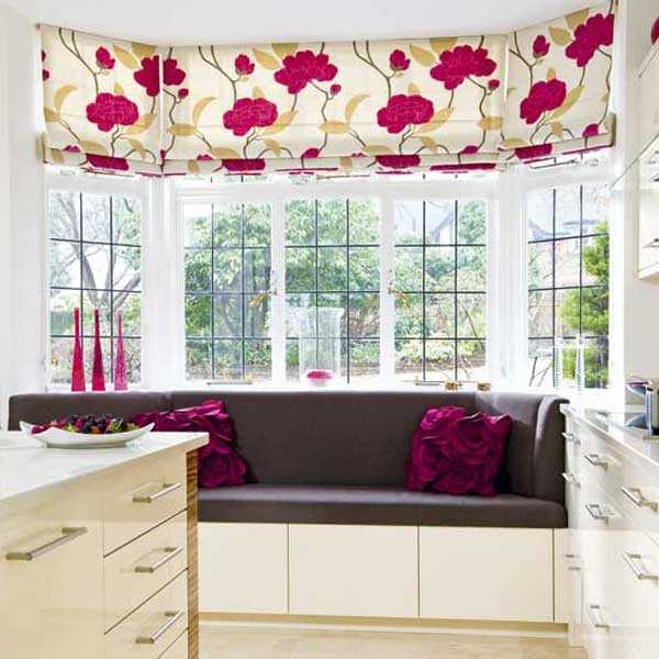 Decorating Ideas 15 Window Seats: 30 Bay Window Decorating Ideas Blending Functionality With