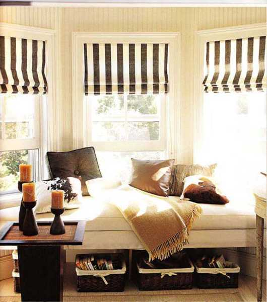 Home Design Ideas Bay Window: 30 Bay Window Decorating Ideas Blending Functionality With
