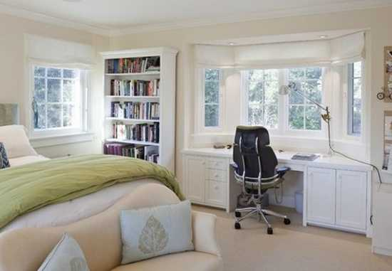 pretty fresh deluxe kids bedroom design | 30 Bay Window Decorating Ideas Blending Functionality with ...