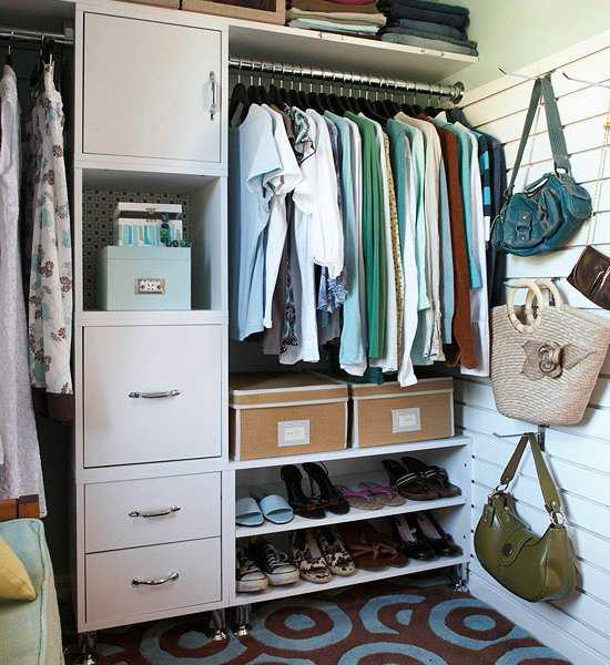 33 Storage Ideas to Organize Your Closet and Decorate with Handbags and Purses & 33 Storage Ideas to Organize Your Closet and Decorate with Handbags ...