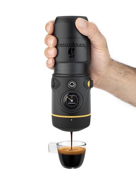 Small Coffee Maker In Black