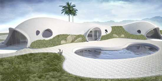eco friendly architectural design