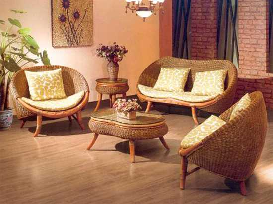 Wicker Furniture Made Of Synthetic Materials Look Extravagant Interesting And Very Impressive Adding Contemporary Traditional Texture To Your