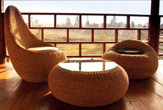 Wicker Furniture Materials 22 Ways To Enrich Home Decor