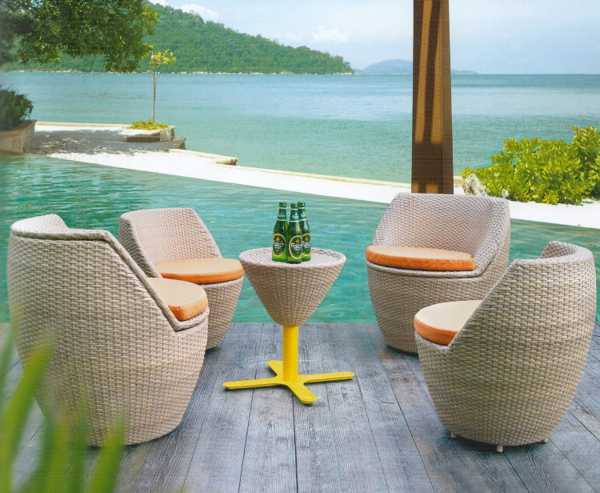 Wicker Furniture Decorating Ideas To Ideas For Home Decorating With Outdoor Furniture Versatile Wicker Furniture 25 Indoor And Outdoor Home