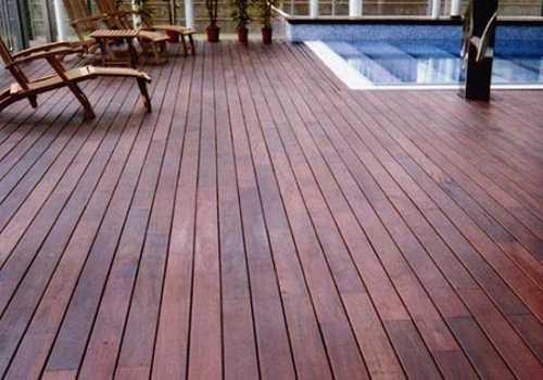 Genial 15 Attractive Wood Deck Flooring Ideas And Wooden Outdoor Tile Designs