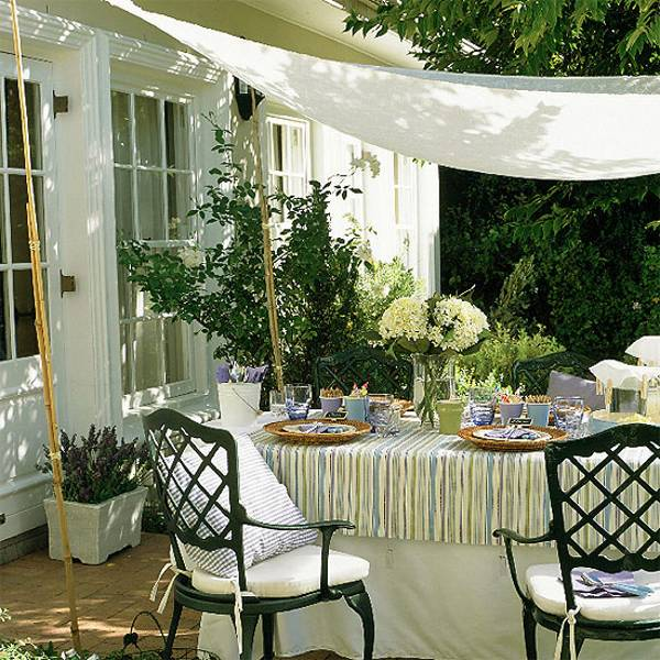 Wonderful Outdoor Dining Area Design And Decorating Ideas: Outdoor Furniture For Dining Area, 20 Beautiful Outdoor