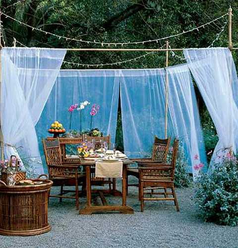 Outdoor Fabrics And Creative Sunshades Or Canopy Designs Help Turn Your Backyard Into Beautiful Living E Where You Can Enjoy Bright Summer