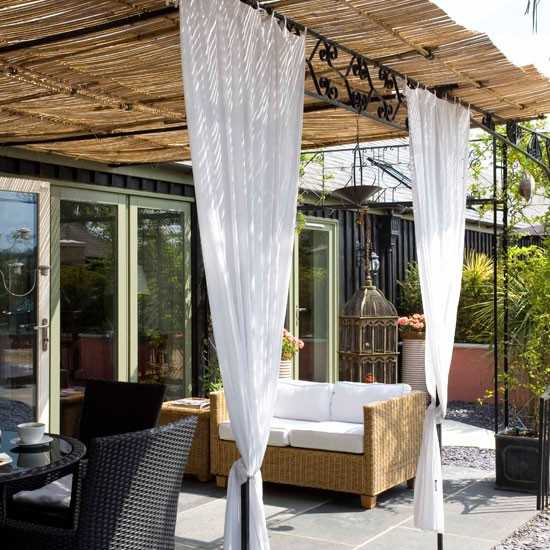 Outdoor Fabrics And Creative Sunshades Or Canopy Designs Help Turn Your  Backyard Into Beautiful Outdoor Living Space, Where You Can Enjoy Your  Bright Summer ...