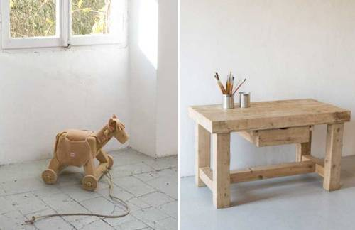 Modern Home Decorating With Reclaimed Wood 14 Artistic Recycling Ideas