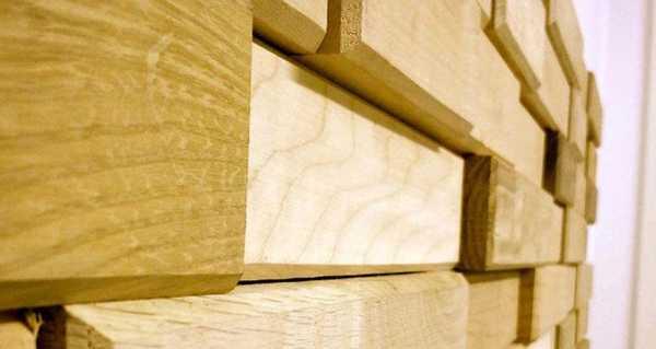 Reclaimed Wood Wall Tiles, Modern Wall Decorating Ideas from Everitt ...