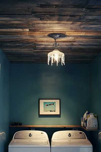 Reclaimed Wood Ceiling Boards Ways To Reuse And Recycle Old