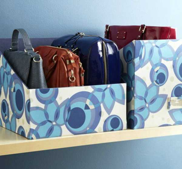 Delicieux Organize Your Closet And Decorate With Handbags