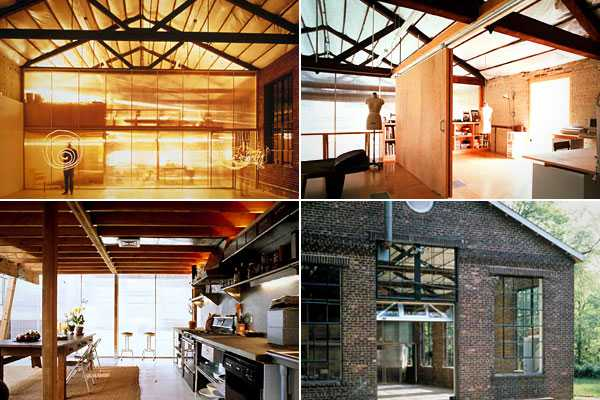 Former Industrial Spaces Converted Into Stunning Factory Homes