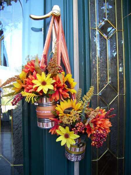 15 Cute Autumn Flower Arrangements To Cheer Up Fall