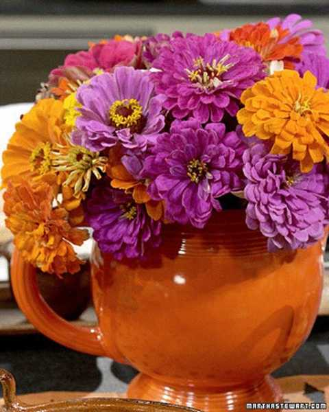 15 Cute Autumn Flower Arrangements To Cheer Up Fall