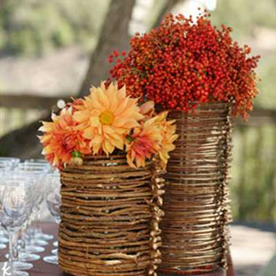 15 Cute Autumn Flower Arrangements To Cheer Up Fall Decorating Ideas