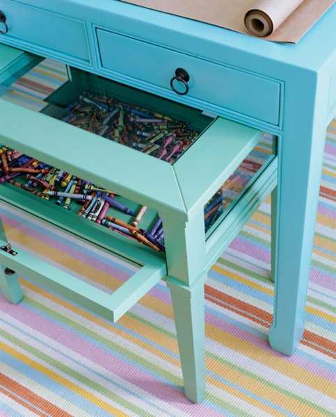 Pastel Purple Pink Green Blue Timber Wood Look: Pastel Blue And Green Colors Creating Tender And Airy Interior Decorating