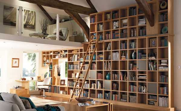 Book Storage Ideas And Home Library Designs