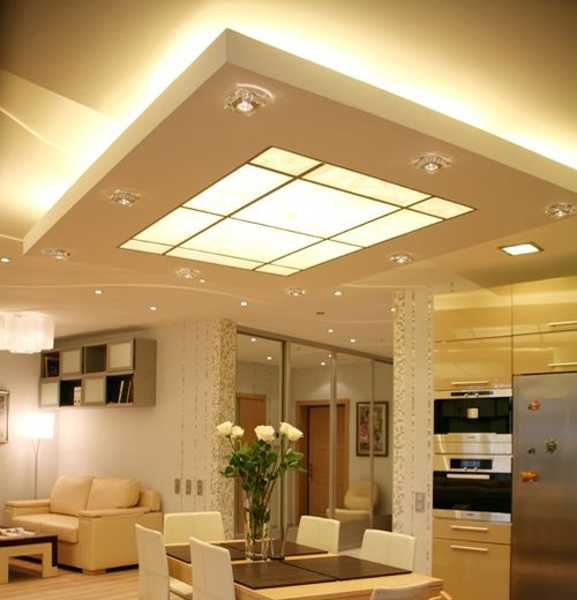30 glowing ceiling designs with hidden led lighting fixtures rh lushome com ceiling lighting design pictures wood ceiling design lighting