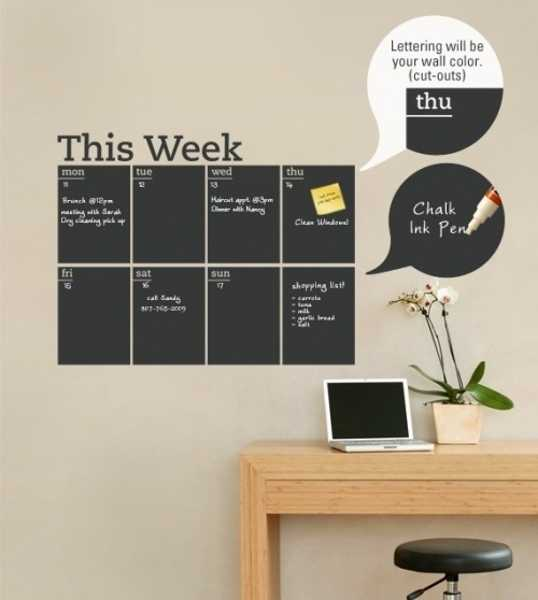 Chalkboard Paint Ideas Decoration