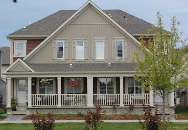 Colorful Vinyl Siding Improving Curb Appeal of Modern ... on Modern Vinyl Siding Ideas  id=96435