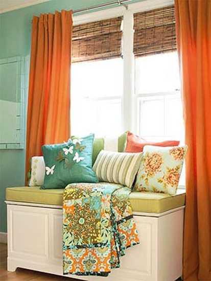 Terracotta Orange Coloratching Interior Design Color Schemes