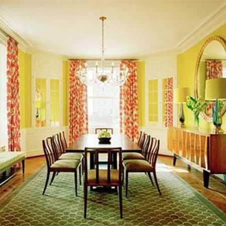 Terracotta Orange Colors and Matching Interior Design Color Schemes