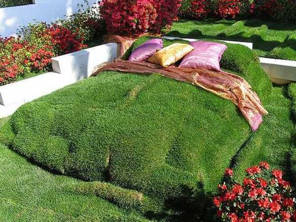 25 Amusing Green Design Ideas Bringing Growing Grass and Moss into ...