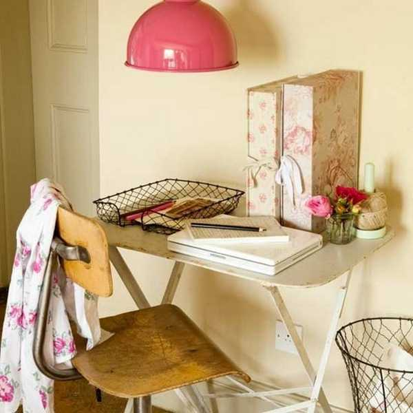 25 Inspiring Ideas For Home Office Design In Vintage Style