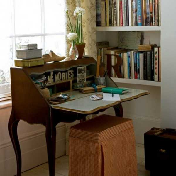 Beau 25 Inspiring Ideas For Home Office Design In Vintage Style