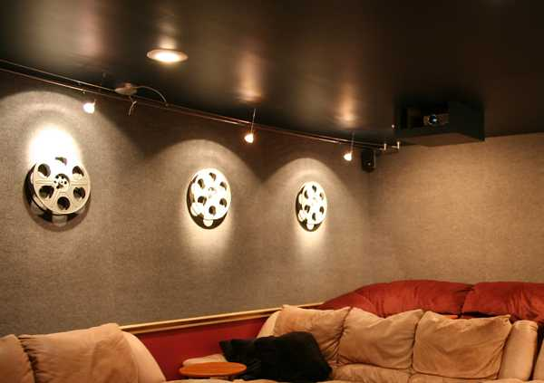 25 Gorgeous Interior Decorating Ideas for your Home Theater or Media ...