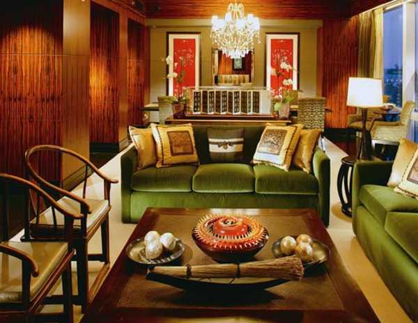 Fall Decorating Ideas Softening Rich Hues In Modern Inteior