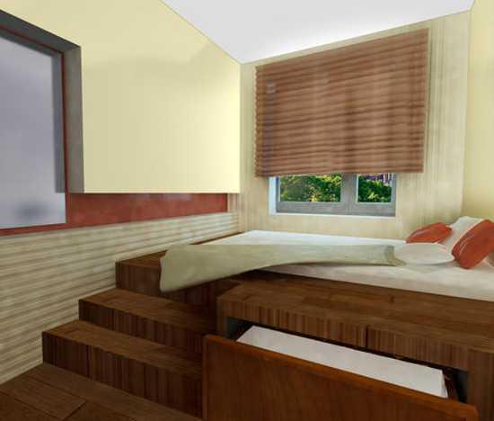 Cozy Home Theater: 30 Decorative Raised Floor Designs Defining Functional