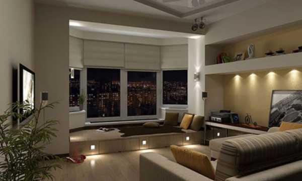 Bon 30 Decorative Raised Floor Designs Defining Functional Zones And Adding  Storage Space